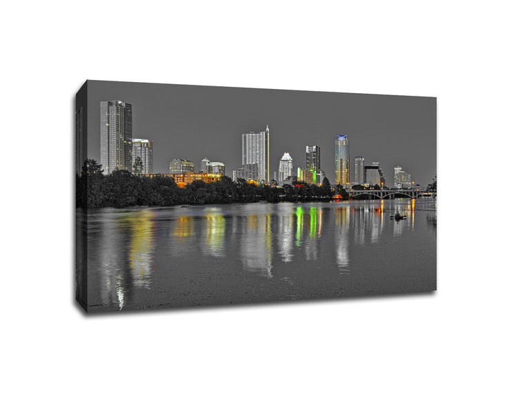 Austin Touch of Color Skylines