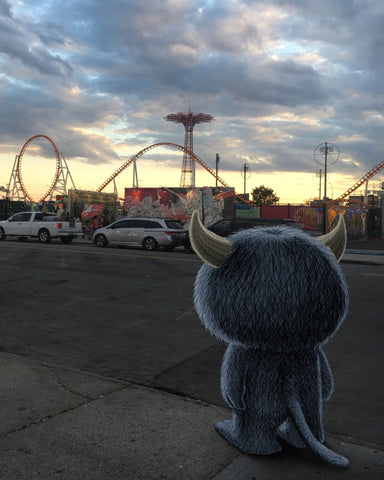 CONEY ISLAND DREAMS