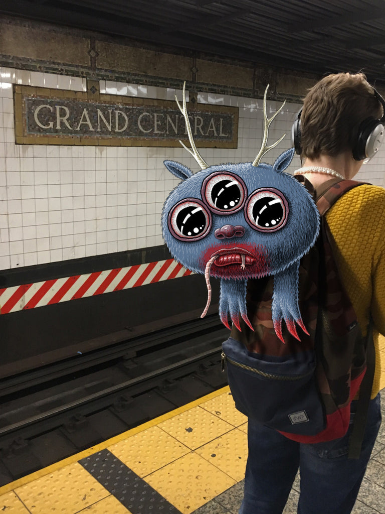 BACKPACK GRAND CENTRAL