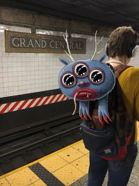 BAG MONSTER GRAND CENTRAL