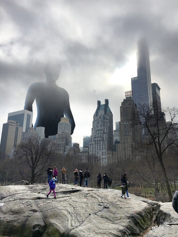 THE GIANT OF NEW YORK