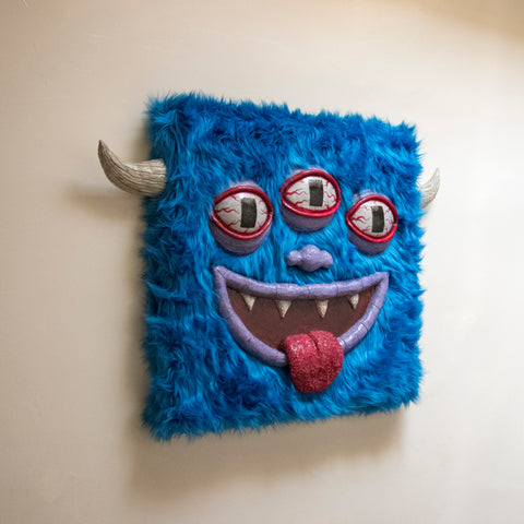 Wall Monster #1