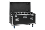 PACK6X6X12 - ROAD CASE PACKER 580 X 580 X 1180 WITH DIVIDING SLOTS