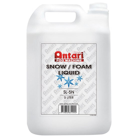 ANTARI - SL20N Snow or Foam Fluid 20 Litre