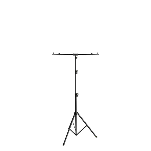 GRAVITY GLSTBTV28 LIGHTING STAND WITH T-BAR, LARGE