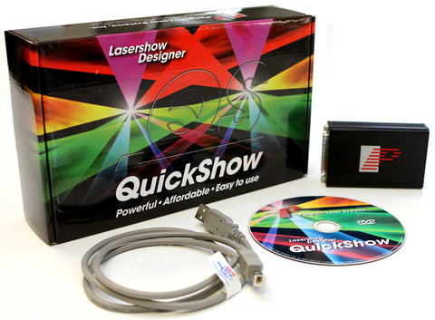 PANGOLIN FB3-QS LASER FB3 INTERFACE WITH QUICKSHOW