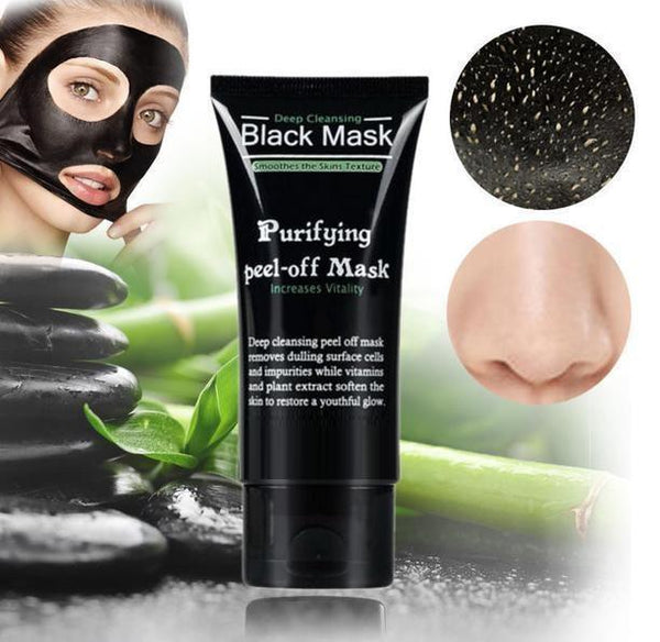 Black Mask Peel off Purifying Blackhead Removal