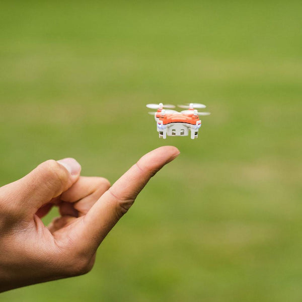 World's smallest drone