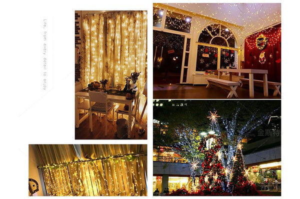 Outdoor Christmas Lights Led Decorations