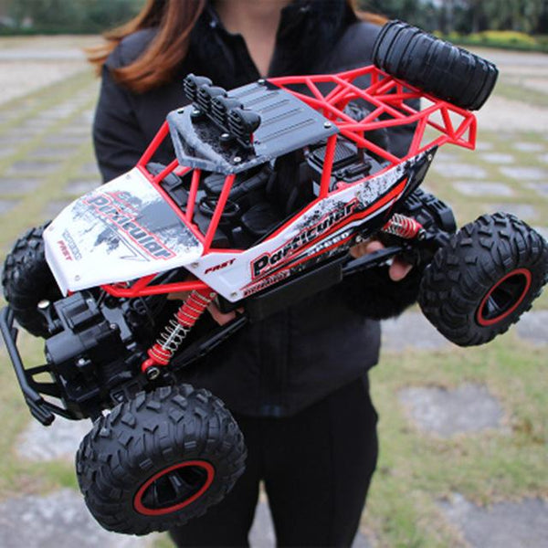 RC Cars Remote Control Model Off-Road Vehicle Toy Truck