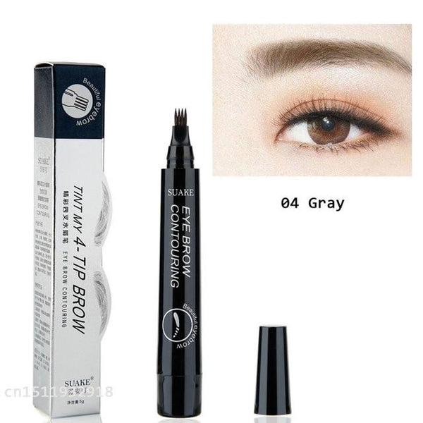 Microblading Tattoo Eyebrow Pencil Waterproof