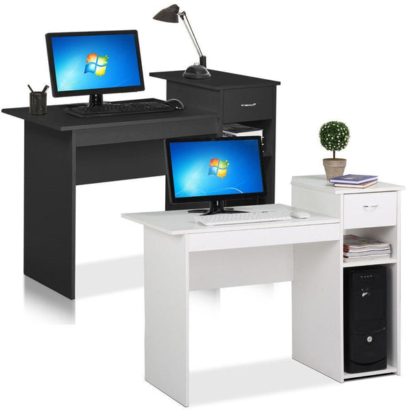 Computer Desk Office Laptop Table With Drawer