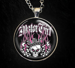 SPEED QUEEN - NECKLACE - MOTORGIRL - MotorCult