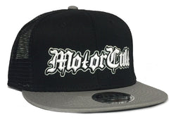 STERLING - SNAP BACK TRUCKER HAT - MOTORCULT