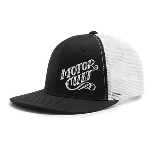HIGH VOLTAGE - SNAP BACK TRUCKER HAT - MotorCult