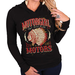 MOTORS WOMENS THERMAL - MotorCult