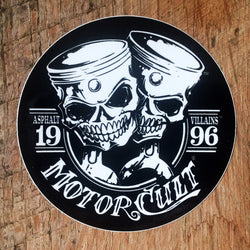 MOTORCULT - ONE & ONLY DECAL