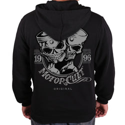 ONE AND ONLY - PULLOVER HOODIE - MOTORCULT - MotorCult