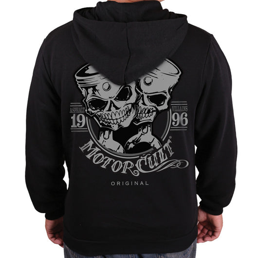 ONE AND ONLY PULLOVER HOODIE - MotorCult