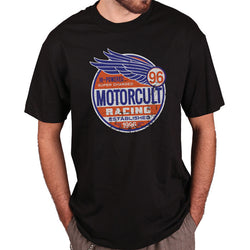 ESTABLISHED - MENS T-SHIRT - MOTORCULT - MotorCult