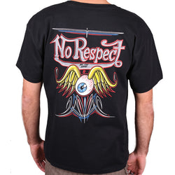 NO RESPECT - MENS T-SHIRT - MOTORCULT - MotorCult