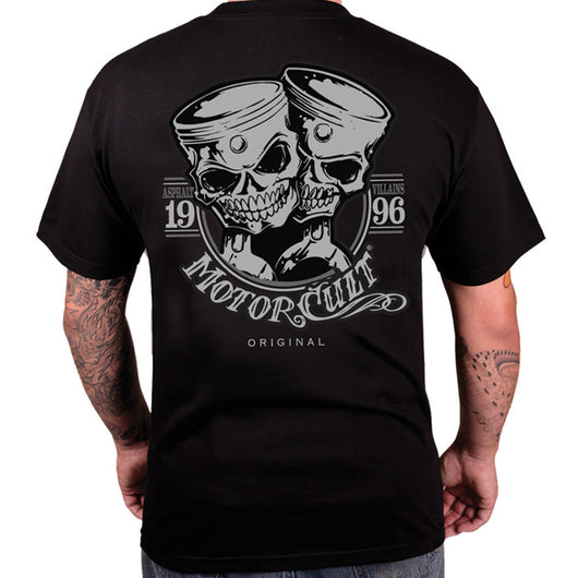 ONE AND ONLY - MENS T-SHIRT - MOTORCULT - MotorCult