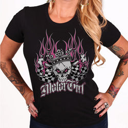 SPEED QUEEN TEE - MotorCult