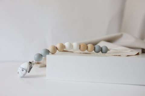 Original Marble Soother Clip