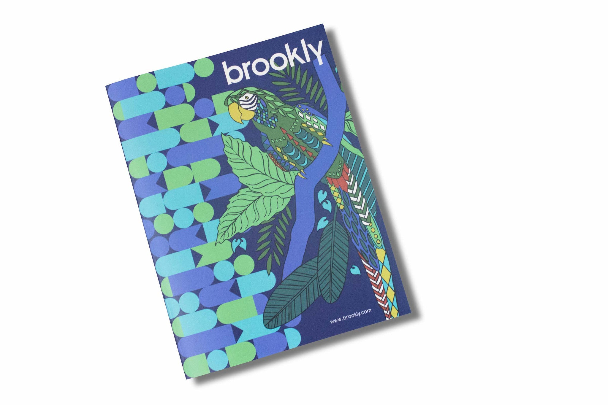 Two Pack - Brookly Coloring Book - Get 25% off and FREE Shipping!