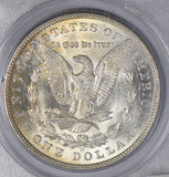 1904 -O Morgan Dollar PCGS MS63 rattler holder PC0264 combine shipping