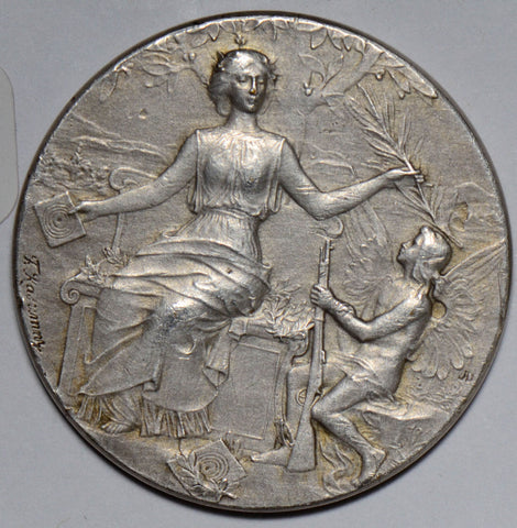 1900 ~1975 Medal   woman with child U0039  combine shipping