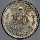Mexico 1943  Gem BU M0152 combine shipping