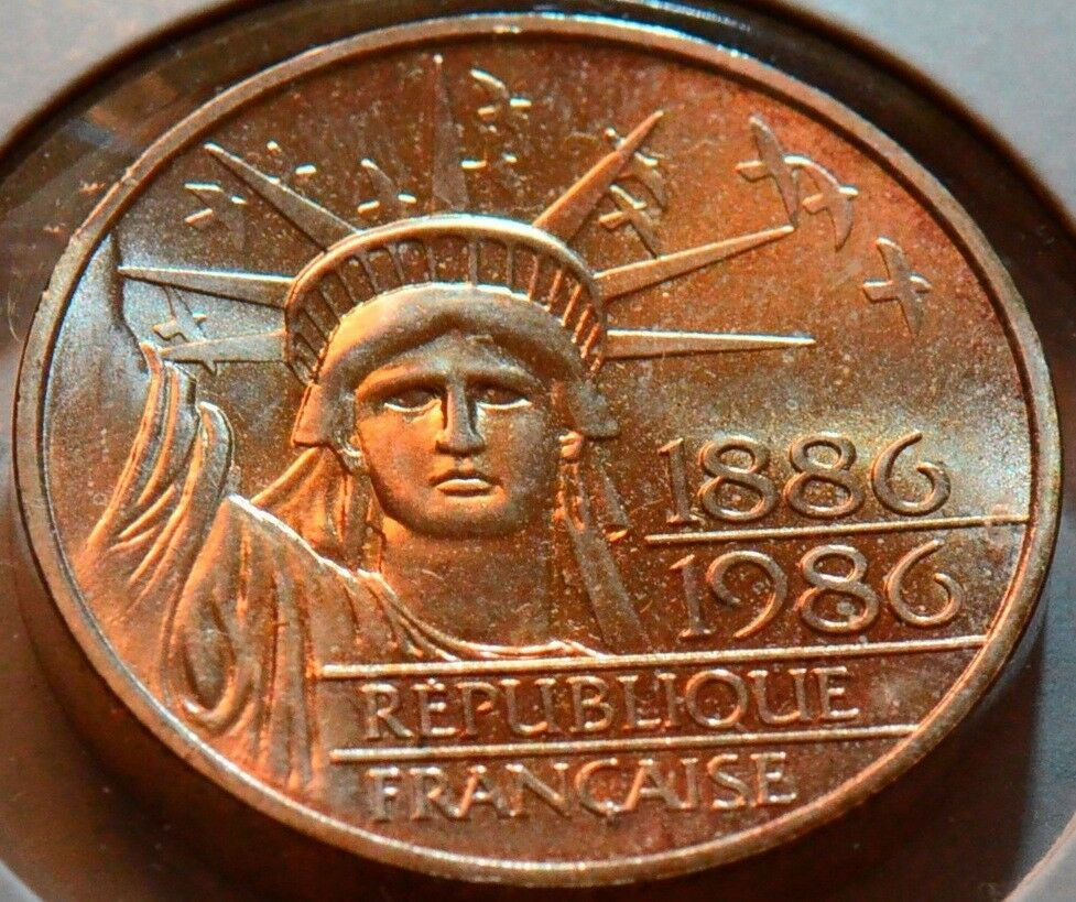 France Piefort 1986 100 Francs   F0025 combine shipping