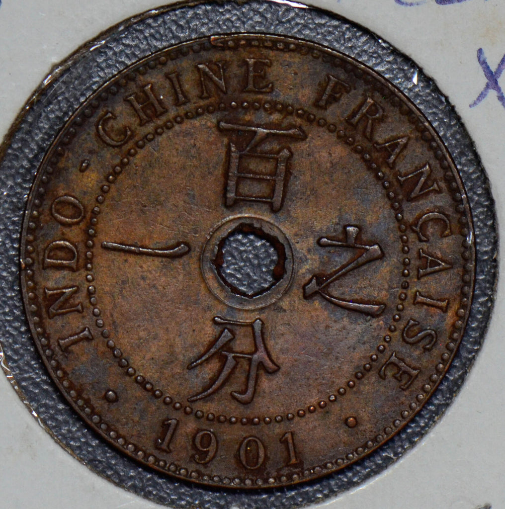 French Indo China 1901 Cent  190368 combine shipping