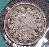 France 1846 50 Cents  190168 combine shipping