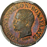France 1851 Essai Maz-1375 Centime PCGS SP65BN PC0257 combine shipping