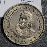 Nicaragua 1946 50 Centavos  N0097 combine shipping