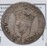 France 1652 A Ecu  paris mint F0086 combine shipping