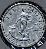 Philippines 1903 10 Centavos  190133 combine shipping