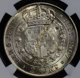 Sweden 1907 EB 2 Kroner silver NGC MS65 wedding annivers NG0578 combine shipping