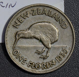 New Zealand 1935 Florin  N0110 combine shipping
