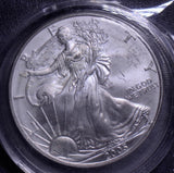 2005  1 Dollar  silver eagle white house BU0065 combine shipping