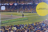 Baseball's legendary playing fields 10 postal cards BU0410 combine shipping