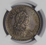 Great Britain 1812 1 shilling 6 Pence silver NGC MS64 bank of england armored bu