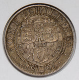 Great Britain 1896  Shilling  GR0194 combine shipping