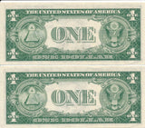 RC0249  1935 Silver certificates 2 pieces UNC combine shipping