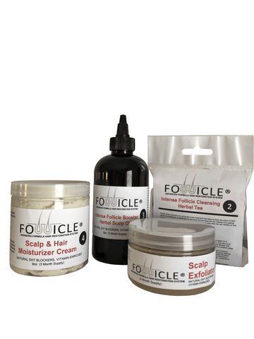 FOLLICLE™ Advanced Formula Hair Restoration System