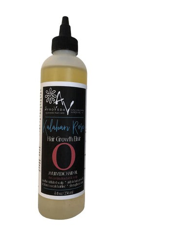 Kalahari Rose Hair Rescue Oil