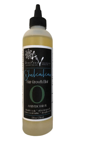 Shikakai Hair Growth Oil Elixir