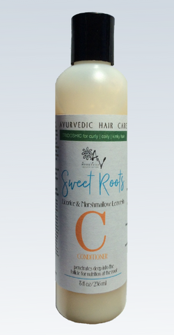Sweet Roots Licorice & Marshmallow Leave-In Hair Lotion